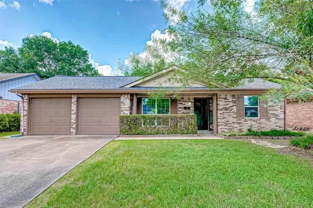 5806 Libbey Lane, Houston, TX 77092 (MLS #64364756) :: Michele Harmon Team