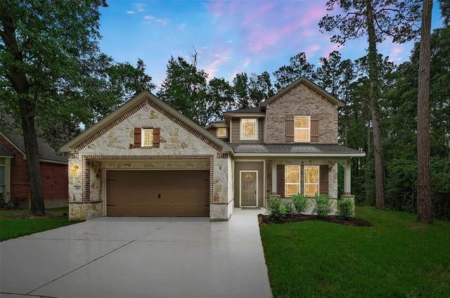 169 Springs Edge Drive, Montgomery, TX 77356 (MLS #64368962) :: The Home Branch