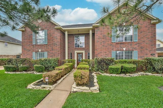 11205 Briscoe Lane, Pearland, TX 77584 (MLS #64371088) :: Michele Harmon Team