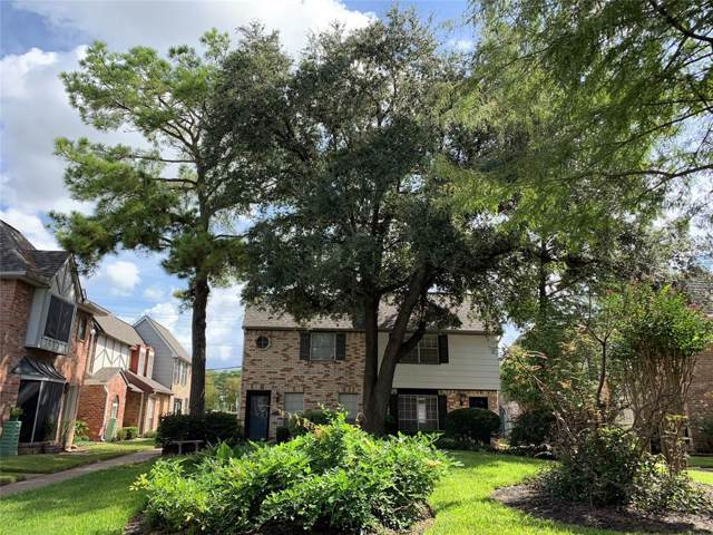 11002 Hammerly Boulevard #93, Houston, TX 77043 (MLS #64372990) :: Texas Home Shop Realty