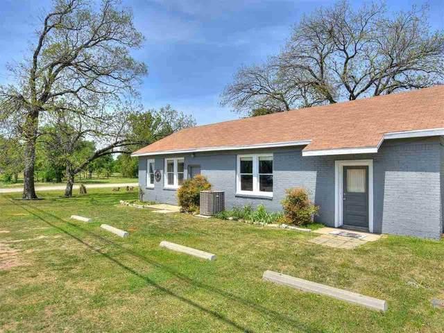 1007 3rd Street, Marble Falls, TX 78654 (MLS #64387068) :: The Freund Group