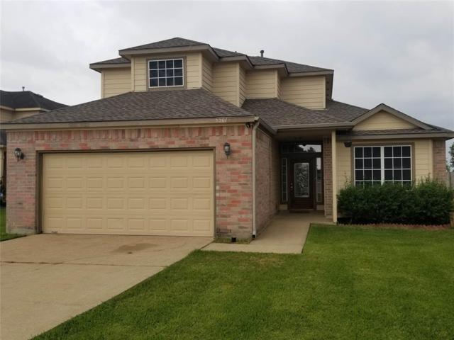 5502 Bear Paw Circle, Katy, TX 77449 (MLS #64397127) :: Connect Realty