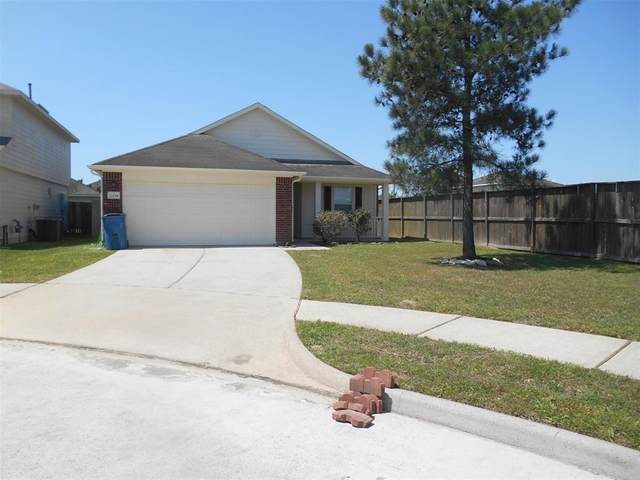 21159 Grandin Wood Court, Humble, TX 77338 (MLS #64398602) :: The Home Branch