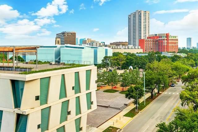 5000 Montrose Boulevard 7F, Houston, TX 77006 (MLS #64404769) :: Giorgi Real Estate Group