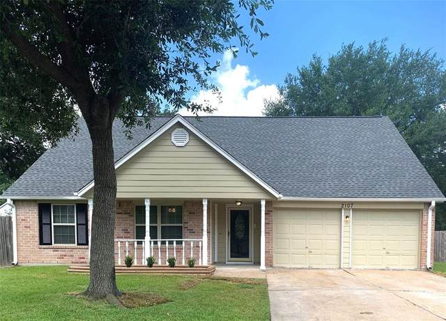 2107 Chesswood Circle, Sugar Land, TX 77478 (MLS #64407089) :: The SOLD by George Team