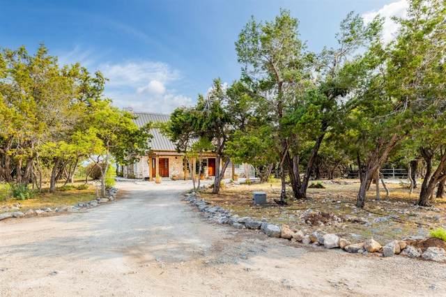 109 Blue Sage Trail, Hunt, TX 78024 (MLS #64411774) :: Homemax Properties