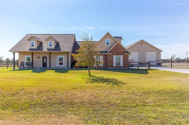 507 Ruby Drive, Bellville, TX 77418 (MLS #64418837) :: Ellison Real Estate Team