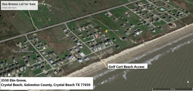 3550 Elm Grove, Crystal Beach, TX 77650 (MLS #64423168) :: Texas Home Shop Realty