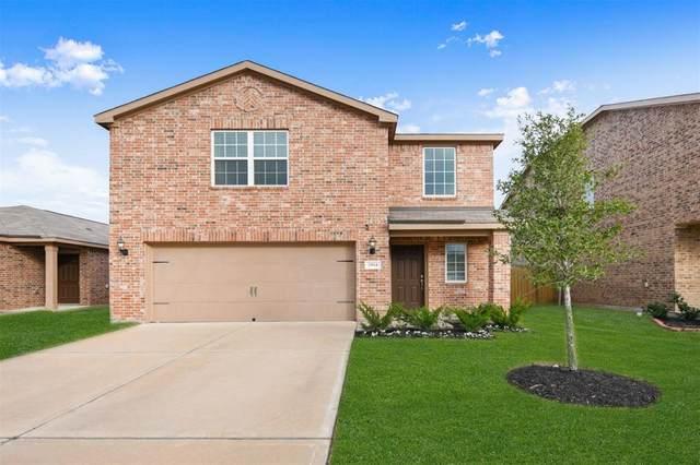 2814 Trawler Place, Texas City, TX 77568 (MLS #64425086) :: Ellison Real Estate Team