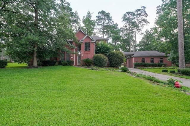 703 Fairway Oaks, Conroe, TX 77302 (MLS #64431355) :: Bray Real Estate Group