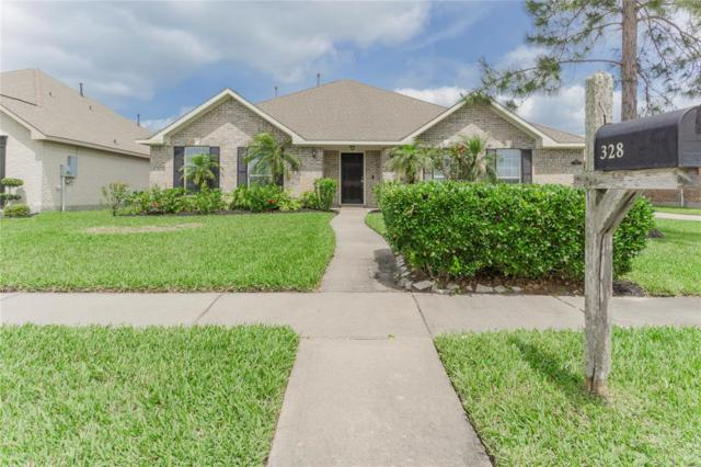 328 Poppy Street, League City, TX 77573 (MLS #6443789) :: JL Realty Team at Coldwell Banker, United
