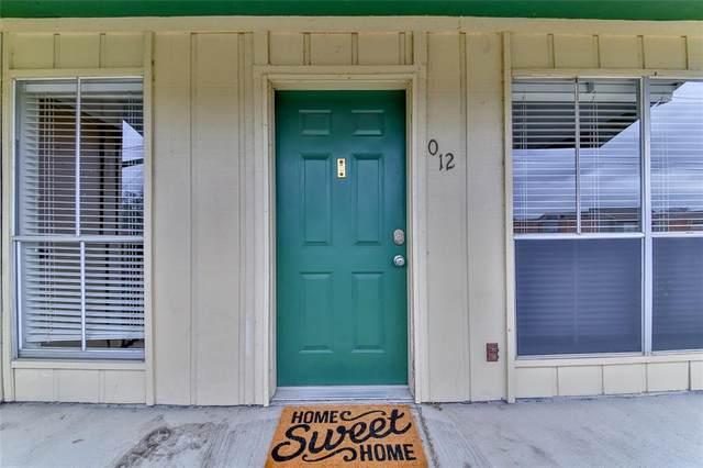 1516 Bay Area Boulevard Q12, Houston, TX 77058 (MLS #64451519) :: My BCS Home Real Estate Group