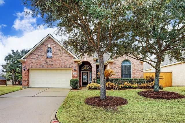 5118 Rocky Terrace Court Terrace, Katy, TX 77494 (MLS #64453732) :: Homemax Properties