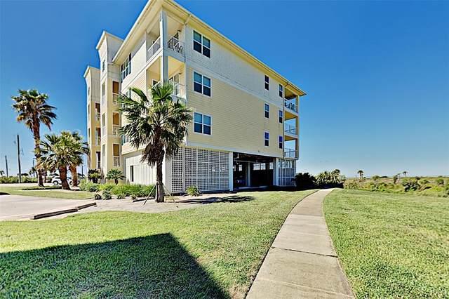 26511 Mangrove Drive #203, Galveston, TX 77554 (MLS #64459032) :: Connect Realty