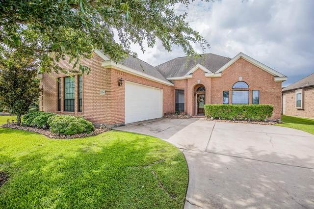 264 Clearwood Drive, League City, TX 77573 (MLS #64466724) :: The SOLD by George Team