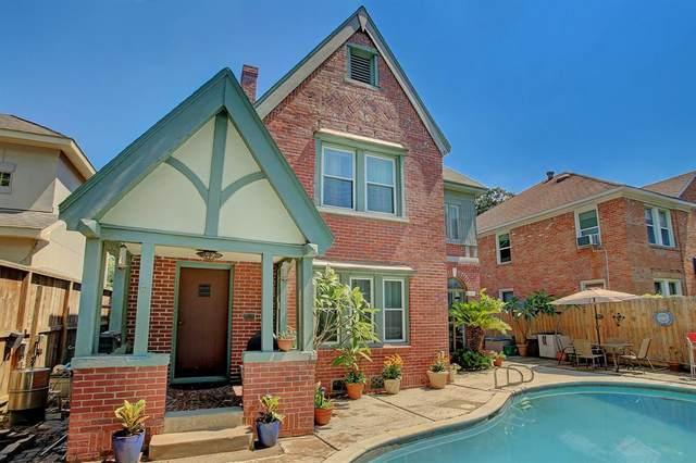 1848 Marshall Street, Houston, TX 77098 (MLS #64482471) :: The Home Branch