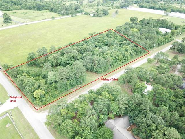 Lot 23 Midway Drive, Willis, TX 77318 (MLS #64487201) :: The Home Branch