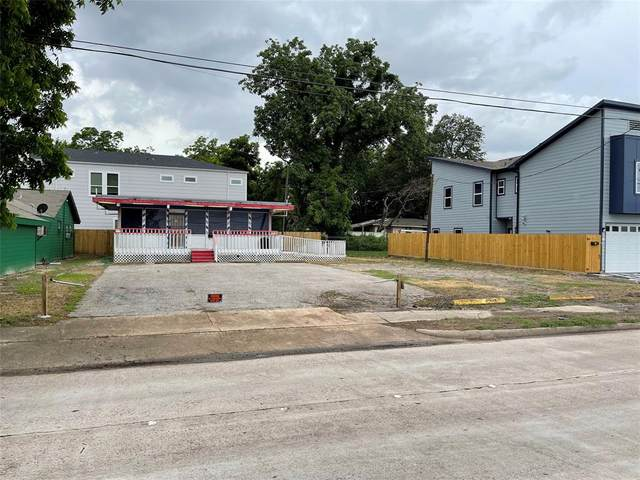 3919 Yale Street, Houston, TX 77018 (MLS #64494491) :: The SOLD by George Team