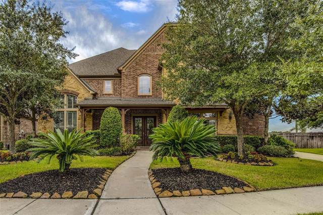 8602 Stowe Creek Lane, Missouri City, TX 77459 (MLS #64513351) :: Phyllis Foster Real Estate