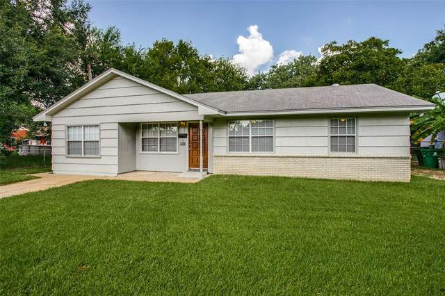 9901 Carmalee Street, Houston, TX 77075 (MLS #64514241) :: The Jill Smith Team