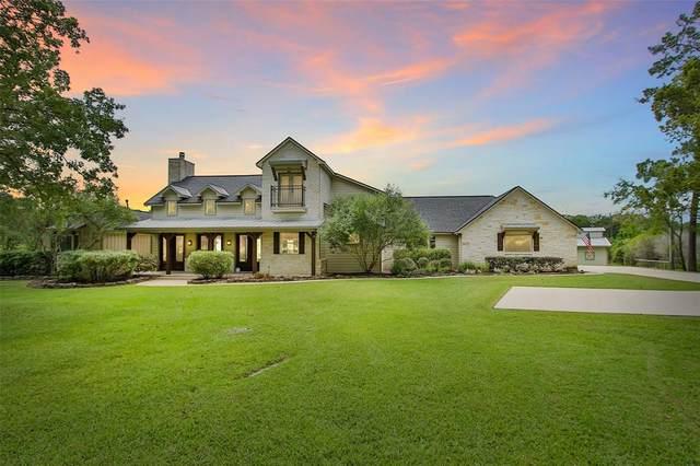 37722 Parkway Oaks Lane, Magnolia, TX 77355 (MLS #64525183) :: The Property Guys