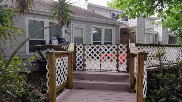 54 Hideaway, Friendswood, TX 77546 (MLS #64552279) :: The Kevin Allen Jones Home Team