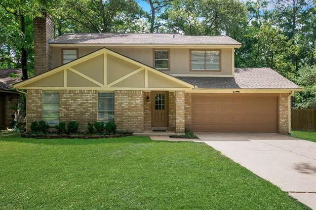 10 Ground Brier Court, The Woodlands, TX 77381 (MLS #64563255) :: Giorgi Real Estate Group