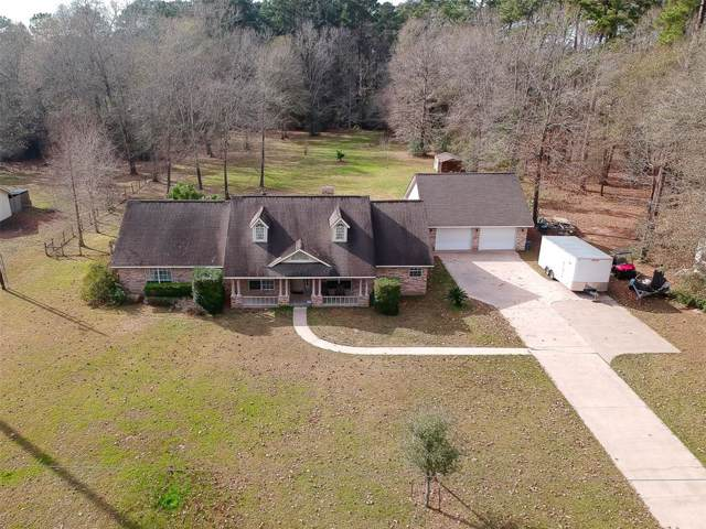 98 County Road 3370, Cleveland, TX 77327 (MLS #64566357) :: The SOLD by George Team
