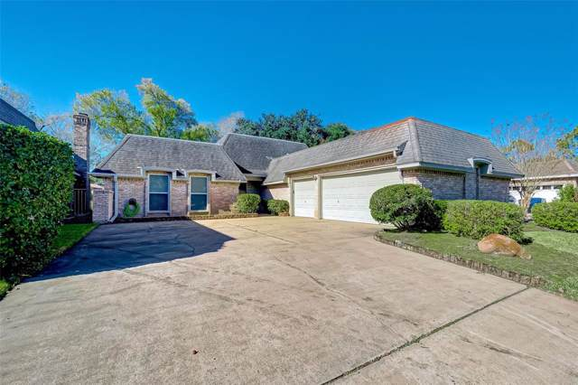 2808 Cypress Point, Missouri City, TX 77459 (MLS #64572448) :: The SOLD by George Team
