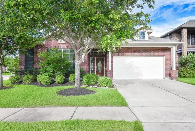 4107 Elk Bluff Lane, Katy, TX 77494 (MLS #6459854) :: The Kevin Allen Jones Home Team