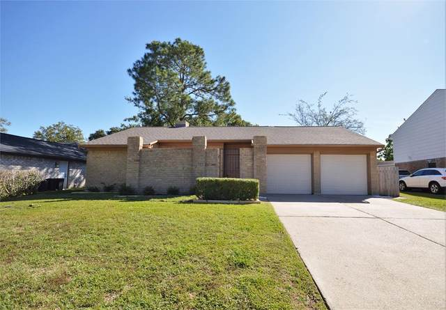 15706 Hickory Knoll Drive, Houston, TX 77059 (MLS #64602624) :: The Freund Group