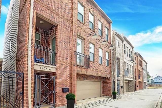 1707 Holman Street A, Houston, TX 77004 (MLS #64606078) :: Connect Realty
