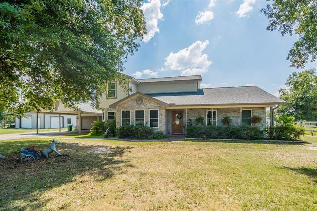 27 Pine Crest Drive, Huntsville, TX 77320 (MLS #64610091) :: The SOLD by George Team