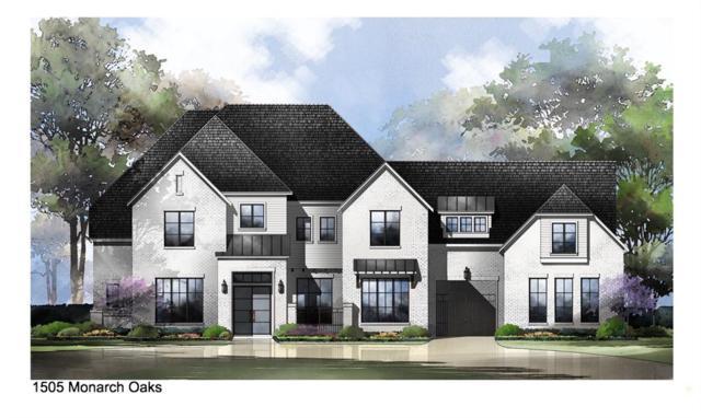 1505 Monarch Oaks Street, Houston, TX 77055 (MLS #64611287) :: Magnolia Realty