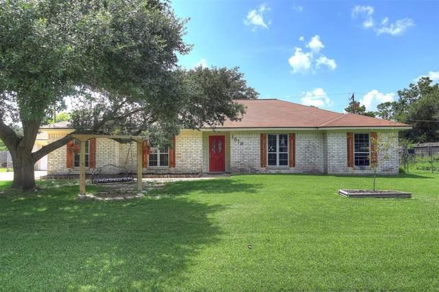 1516 Prince Drive, Alvin, TX 77511 (MLS #64617457) :: KJ Realty Group