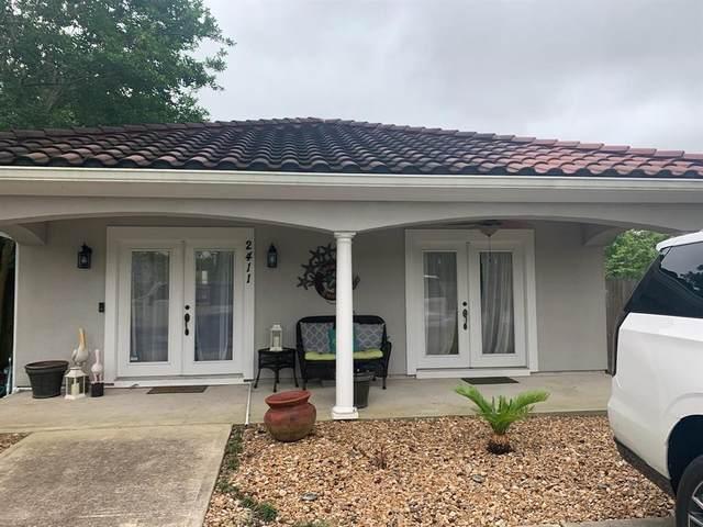 2411 E Bayshore Drive, San Leon, TX 77539 (MLS #6461922) :: Homemax Properties