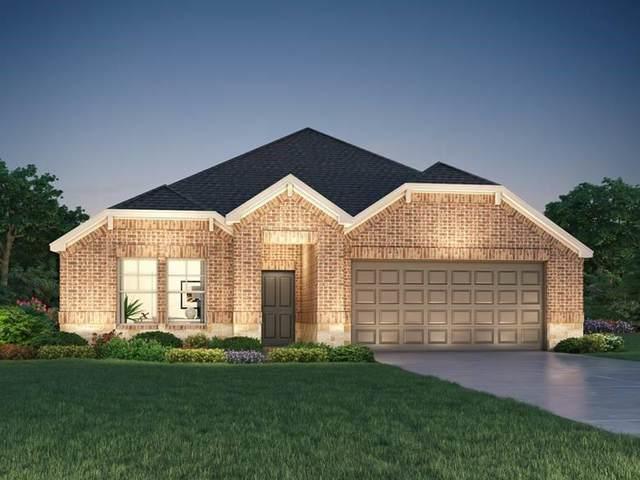 3607 Dry Creek Drive, Missouri City, TX 77459 (MLS #64631687) :: The Wendy Sherman Team