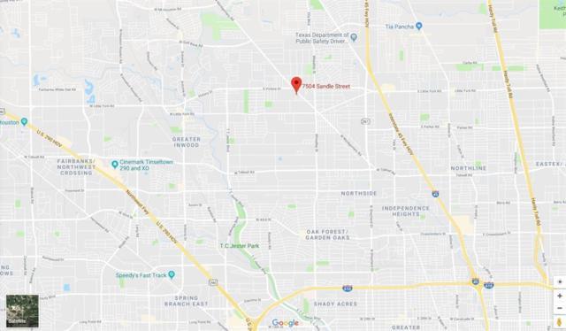 7502 Sandle Street, Houston, TX 77088 (MLS #64639565) :: Texas Home Shop Realty