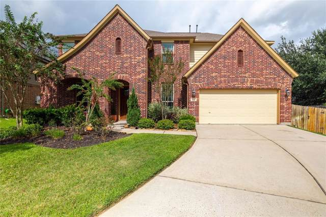 15802 Pine Bark Lane, Tomball, TX 77377 (MLS #64644132) :: The SOLD by George Team