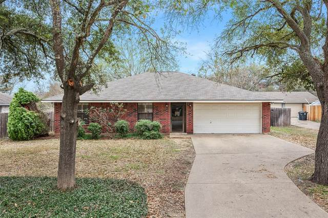 509 Brooks Avenue, College Station, TX 77840 (MLS #64650950) :: Christy Buck Team