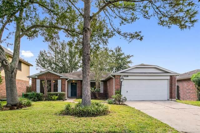 326 Savannah Moss Drive, Richmond, TX 77469 (MLS #6467621) :: The Freund Group