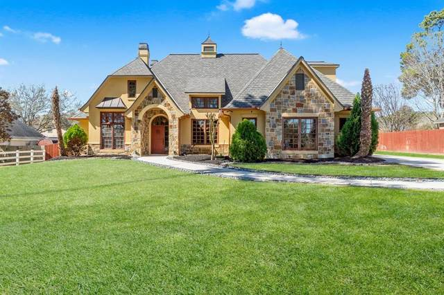 22235 Tomball Cemetery Road Road, Tomball, TX 77377 (MLS #64686465) :: Christy Buck Team