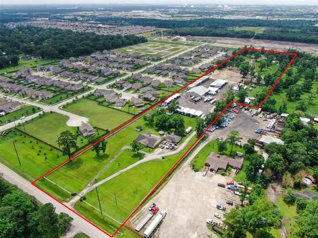 15242 Garrett Road, Houston, TX 77044 (MLS #6468998) :: TEXdot Realtors, Inc.