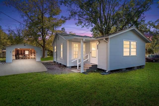 105 Maplewood Street, Dayton, TX 77535 (MLS #64698221) :: Lerner Realty Solutions