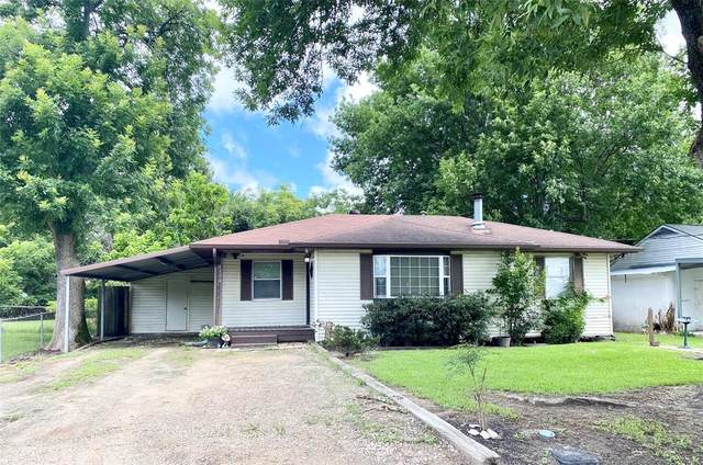 1108 Susan Street, Dayton, TX 77535 (MLS #64699751) :: The SOLD by George Team