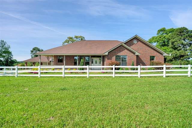 13107 Shepard Hill Road, Willis, TX 77318 (MLS #64709185) :: Connect Realty