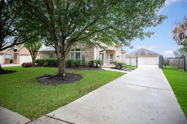 26127 Sandersgate Lane, Katy, TX 77494 (MLS #64713704) :: The SOLD by George Team
