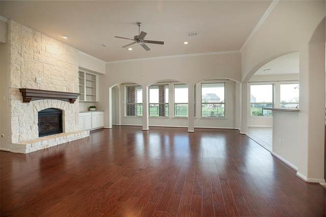 2614 Holbrook Springs Lane, League City, TX 77573 (MLS #64769069) :: Rachel Lee Realtor