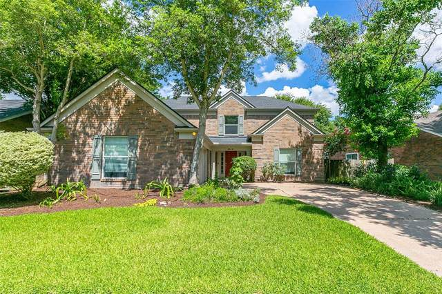 5619 Sage Manor Drive, Houston, TX 77084 (MLS #64783046) :: The SOLD by George Team