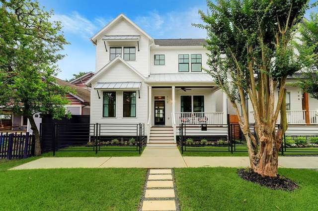 712 E 24th Street, Houston, TX 77008 (MLS #64795451) :: The SOLD by George Team